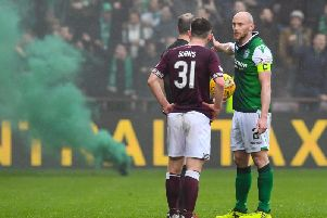 Hibs v Hearts will be a powderkeg fixture this weekend