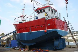 North Uist brothers all at sea with new scallop vessel