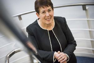 'The digital technologies industry is a major contributor to the Scottish economy,' says Polly Purvis, chief executive of ScotlandIS. Picture: Chris Watt