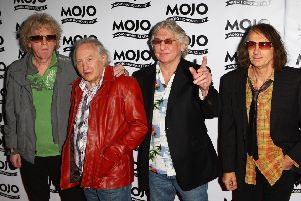 Mott the Hoople  PIC: Gareth Cattermole/Getty Images