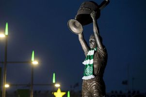 Celtic plan to honour former captain Billy McNeill against Kilmarnock. Pic: SNS/Bill Murray