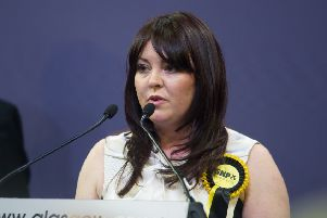 McGarry was elected MP for Glasgow East in 2015 before resigning the party whip six months later