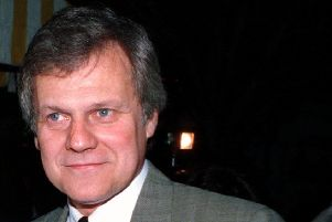 Ken Kercheval in 1986 (Picture: AP)