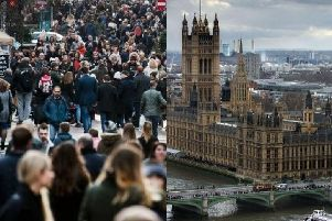 The Scottish Government has issued a stark warning that a 'hostile environment' at Westminster threatens migration which has increased the country's population.