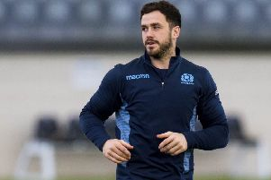 Alex Dunbar has been released by Glasgow. Picture: SNS