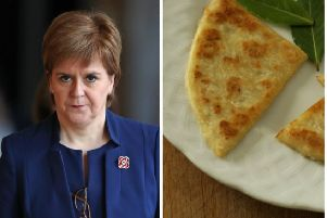 Nicola Sturgeon reveals first job was selling potato scones door-to-door