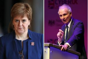 Nicola Sturgeon is facing a major challenge as UK Cabinet Office minister David Lidington used a visit to Glasgow to reiterate Theresa May would not acquiesce with the First Minister's plans.