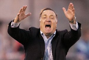 Dick Advocaat has been linked to the vacant Scotland manager's job. PIcture: AFP/Getty Images