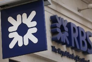 Mike Haggerton said he stopped taking cash at his cafe in Aberfeldy after RBS closed the town's last bank branch.