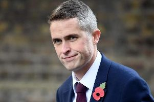 Defence Secretary Gavin Williamson was sacked over a leak from the National Security Council
