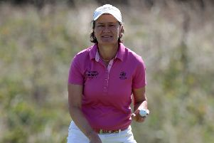 European Solheim Cup captain Catriona Matthew. Picture: Richard Sellers/PA Wire