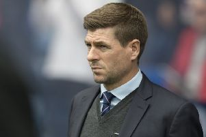 Wheeling and dealing: Steven Gerrard has signed Jake Hastie and is preparing a deal for Steven Davis. Picture: PA