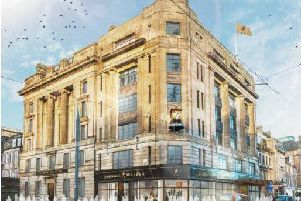 Johnnie Walker centre plans could bring roof-top bars and 'best bar in the world' to Edinburgh