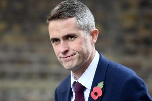 Gavin Williamson was sacked over a leak from the National Security Council