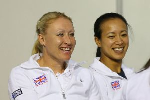 'Win or lose, we always toast Bally' - Anne Keothavong reveals Fed Cup tributes to Elena Baltacha