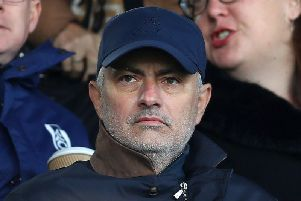 Jose Mourinho is currently out of work.