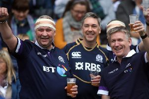 Beer should not be in short supply during the Rugby World Cup if warnings about the amount of stock are heeded (Photo: Shutterstock)