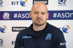 Scotland coach Gregor Townsend was hugely impressed with what he witnessed in Japan. Picture: Gary Hutchison/SNS