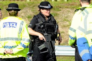 Armed police should respond to routine calls, argues former Justice Secretary Kenny MacAskill (Picture: Lisa Ferguson)