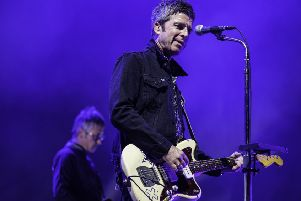 Noel Gallagher's High Flying Birds kicking off their UK Summer Tour to packout Edinburgh Playhouse on a Tuesday evening - 7th May 2019 - Picture by - Calum Buchan Photography