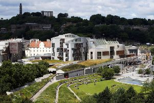 A founding principle of the Scottish Parliament was that it was an open and inclusive institution. Picture: Jane Barlow/PA