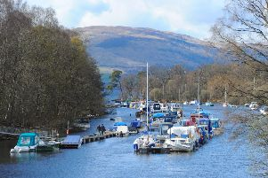 Opposition to a planned development at Balloch has been fierce (Picture: Robert Perry)
