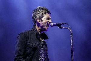 Noel Gallagher, Edinburgh Playhouse, 7 May 2019 PIC: Calum Buchan Photography