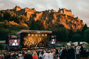 Summer Sessions in Edinburgh