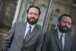 Chief executive and founder Tomas Carruthers said he is aiming to create 'a stock exchange for the 21st century'. Picture: Chris Watt