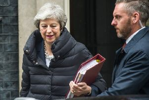 If Brexit is to happen, Theresa May needs to allow someone else to move into 10 Downing Street, says Paris Gourtsoyannis (Picture: Peter Summers/Getty Images)