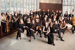 The internationally acclaimed Scottish Chamber Orchestra.