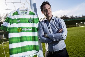 Lee Congerton has resigned from his role at Celtic as Head of Recruitment. Pic: SNS