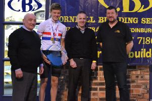 Stirling Albion's Junior Academy has linked with the Ben Forsyth Foundation. Medal-winning cyclist Ben died at the age of 20 from a progressive and incurable disease of the heart muscles.