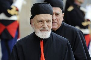 Cardinal Nasrallah Boutros Sfeir has died at the age of 98. Picture: AFP/Getty