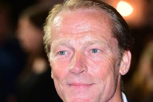 He's Batman: Edinburgh-born actor Iain Glen is set to play the Caped Crusader in TV show Titans (Picture: Ian West/PA Wire)