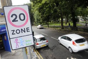 20mph limits have already been introduced in some parts of the country Picture: Greg Macvean