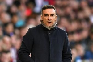 Carlos Carvalhal wants the Celtic job.