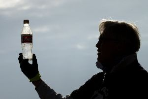 A quarter of the plastic trash found during clean-ups on UK beaches last month was made by drinks giants Coca Cola and Pepsi - campaigners are calling for tougher action from big business to tackle the problem
