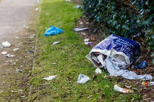 The size of Scotland's litter problem is alarming but fining school children is a step too far, says Martyn McLaughlin (Picture: Scott Louden)