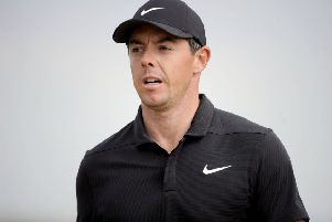 Rory McIlroy was set to play at the 2016 Olympic Games in Rio but pulled out because of concerns over the Zika virus. Picture Michael Gillen.