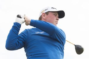 Raven's software was used at the European Tour - British Masters last week, where Scot Robert MacIntyre finished joint second. Picture: Matthew Horwood/Getty Images