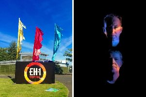 EH1 Festival is returning to Ingliston. Pic: supplied