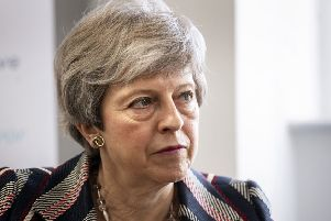 If Theresa May bows to pressure to quit, the UK may end up with a potentially catastrophic no-deal Brexit (Picture: Victoria Jones/PA Wire)