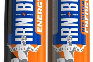 The new product is to be launched this summer. Picture: Irn-Bru/AG Barr