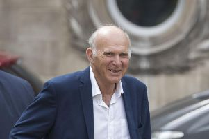 Vince Cable has welcomed the defection of a Change UK candidate