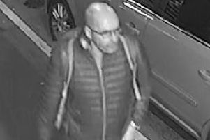Officers are keen to trace this man. Picture: Police Scotland