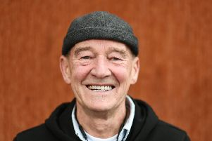David Hayman stars in Hatton Garden, ITV's new drama about the �14m heist. Picture: John Devlin