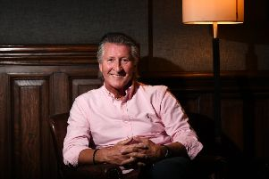 Now 66, former Rangers, Leeds United and Manchester City player Derek Parlane lives in Lytham St Annes. Picture: John Devlin
