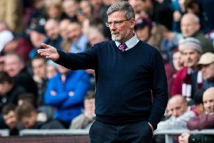 Craig Levein expects no surprises for either manager at Hampden on Saturday. Picture: SNS.