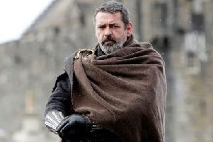 Angus Macfadyen has reprised his portrayal of Robert the Bruce nearly 25 years on from his appearance in Braveheart.